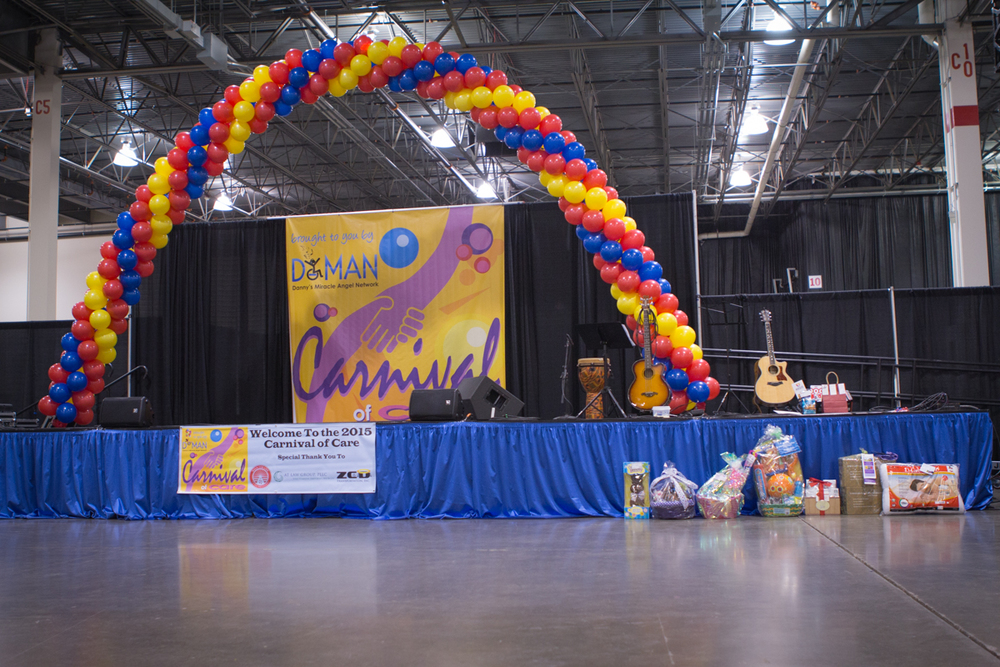 Carnival of Care Stage