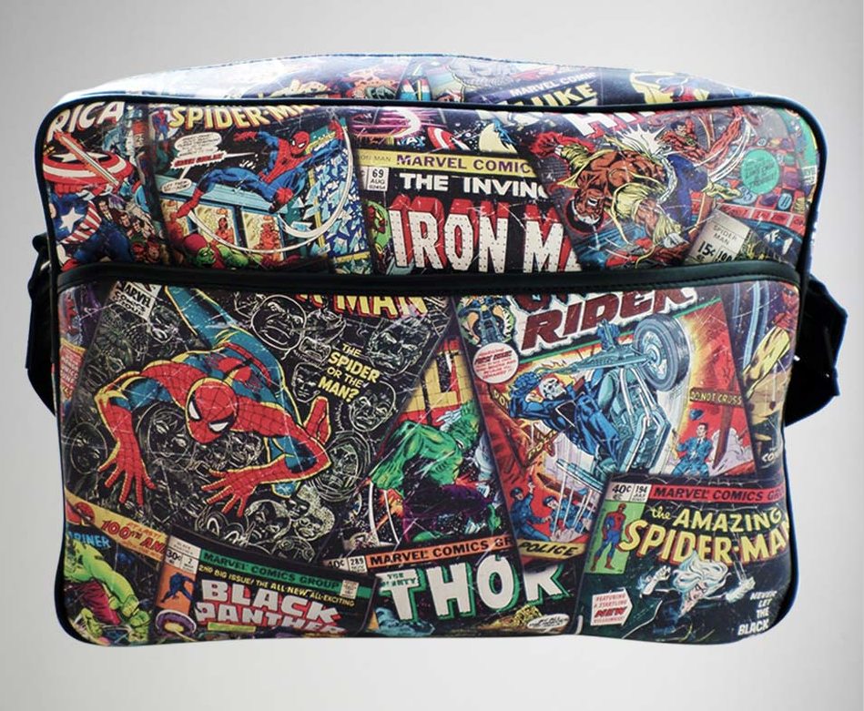 MarvelComicsMessengerBag