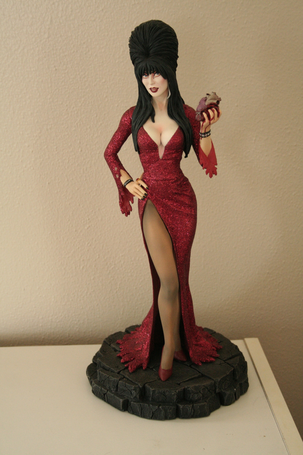 "80. mr.ll surprised me with this beauty, which you may have seen in my  ""what's in my bag"" post . i love elvira!"