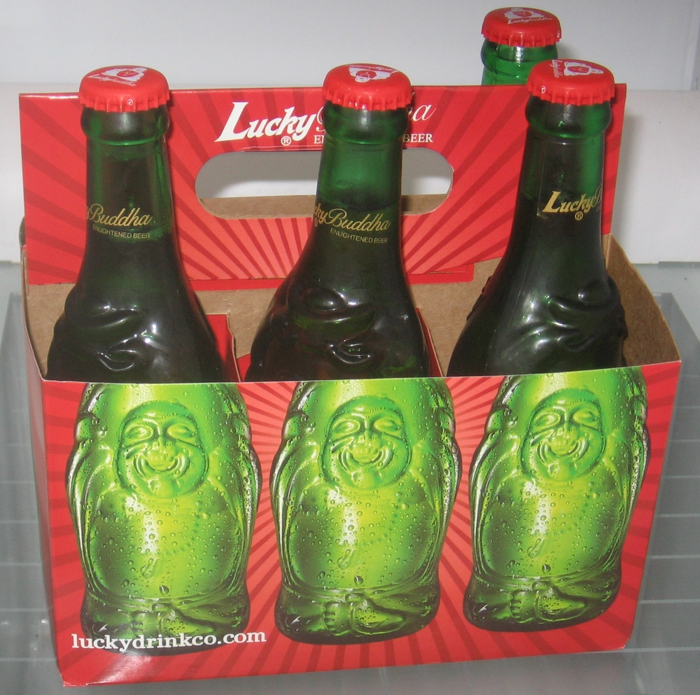 Lucky Buddha is my favorite beer. It is hard to find here though.