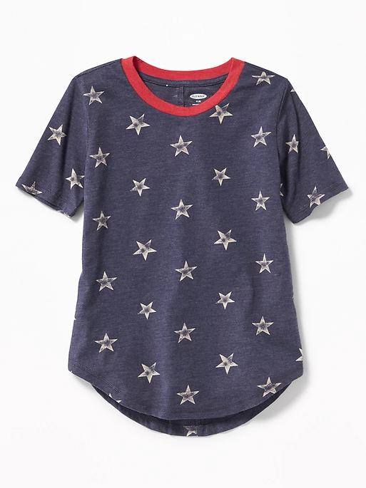 Americana Stars Tunic