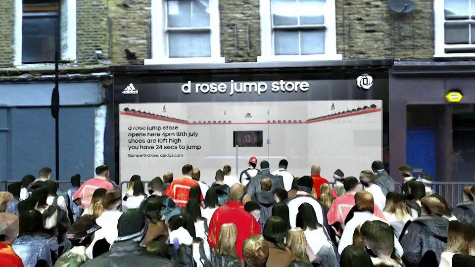 adidas jump with drose