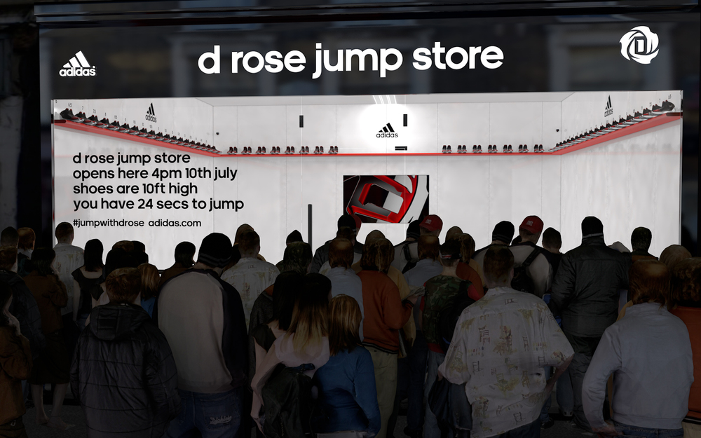 adidas jump with drose