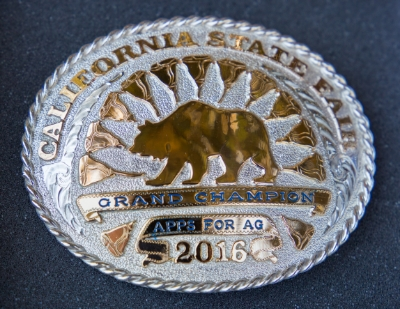 The First Place Team will also receive a one-of-a-kind custom belt buckle!!