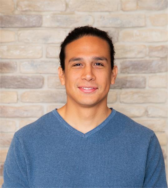 Cedric B., massage therapist