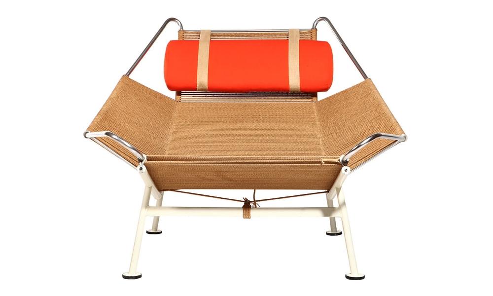 Bureau Des Recommandations Lounge Chair Pp Møbler Hans