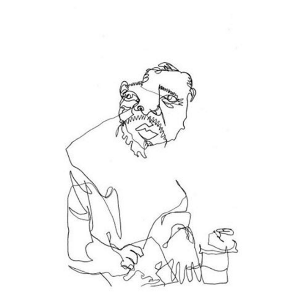 Day 6: Blind Contour