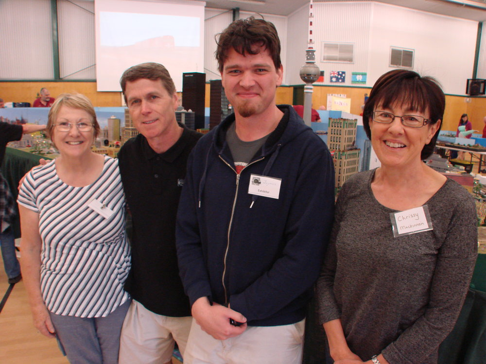 Crystal Brook Chaplaincy Management Committee : Julie Weber, Bill Clarke, Jaymon Wurst, Christine Mackinnon