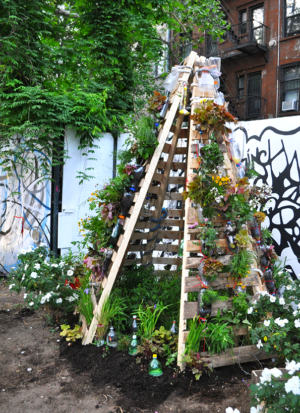 Biotope: NYC,2015 atIDEAS CITY. a partnership betweenETH Zurich andNew Museum, the festival'sfounding organization.