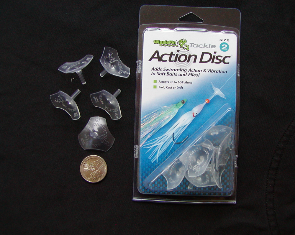 Size #2 Action Disc,  Delta Series $5.75per package of 6 pieces.