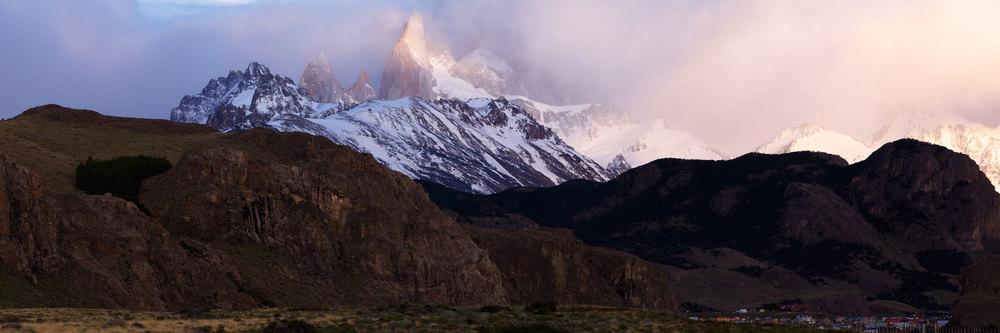 Cerro Torres : Argentina