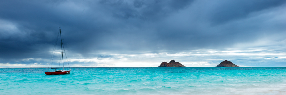 Lanikai Beach : Oahu