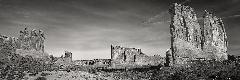 Moab Towers, Utah 2013