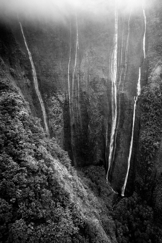 Hiilawe Falls, Big Island 2015