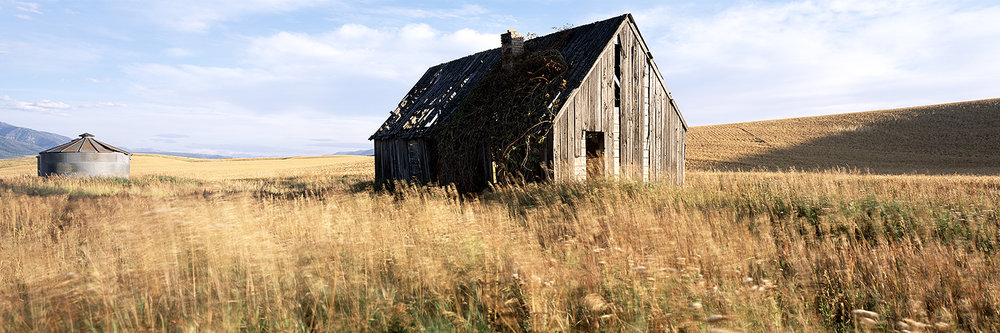 Swan Valley Barn, Idaho 2014