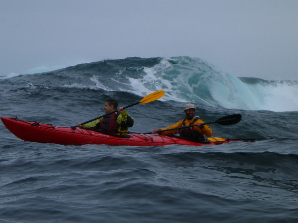 Tandem Sea Kayak Tours