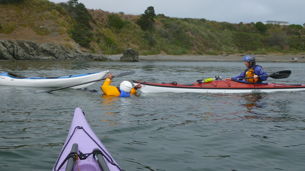 Sea Kayak Rescue Skills
