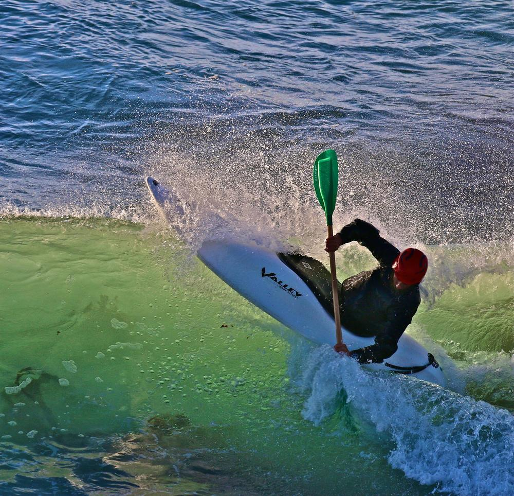 Performance Surf Kayak