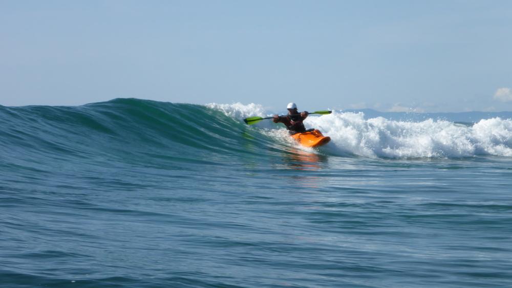Mendocino Surf Kayak