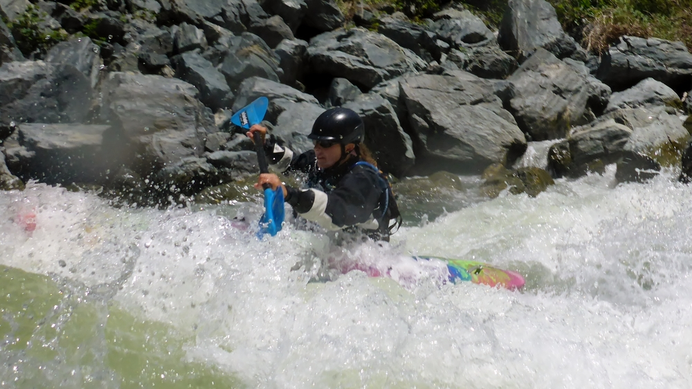 Whitewater River Kayaking in Northern California