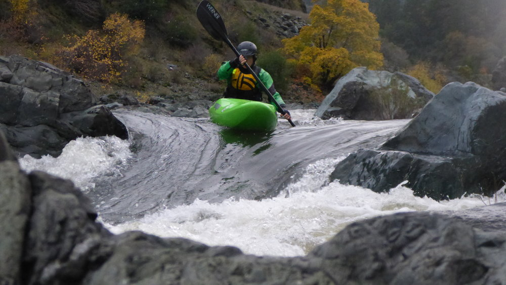 Eel River Whitewater