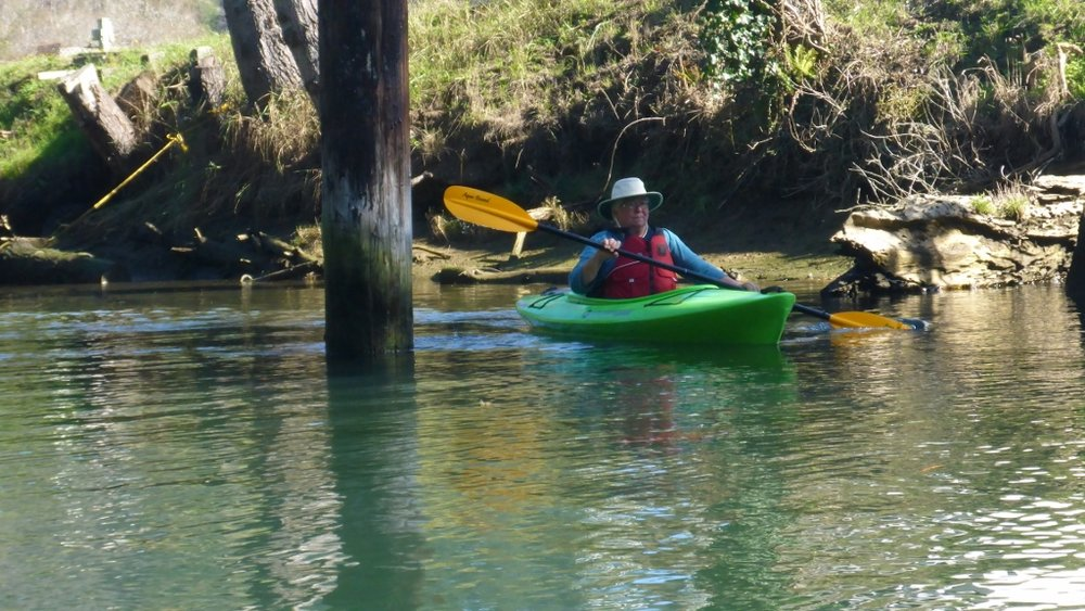 recreational kayak class