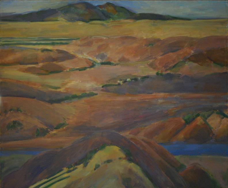 21. Mt. diablo and San Antonio Reservoir.web.jpg