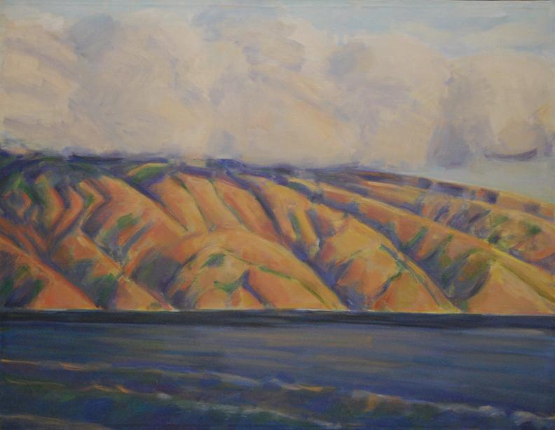 40. Sunrise on Molokai  40.5 x 52.1990.web.jpg