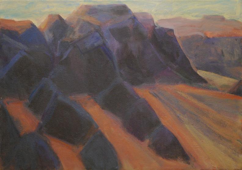 135. Dark Lava Ridge and Volcanic Clays  33 x 47.web.jpg