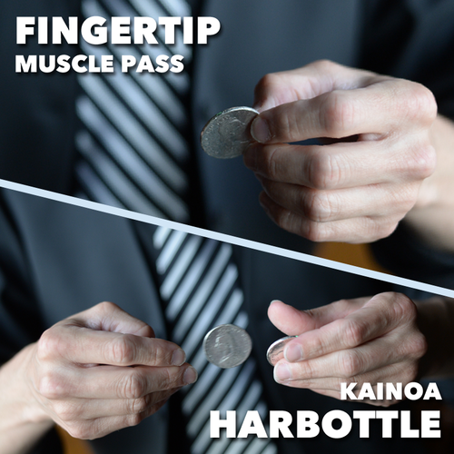 Fingertip Muscle Pass by Kainoa Harbottle