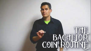 "In this two-part video, Kainoa shares a routine he has been doing in the trenches for almost two decades, as well as discusses the theory behind what any opening effect should accomplish.     In ""The Opener,"" he gives real-world advice about choosing and deploying your opener so that both you and your audience benefit from the experience.     In ""The Bachelor Coin Routine,"" Kainoa shows how a one-coin routine with good structure can make for some elegant and interactive moments.    $10 Download (mp4 file) via a pop up window to PayPal and e-junkie Running time: 17:40 File Size: 460 MB"
