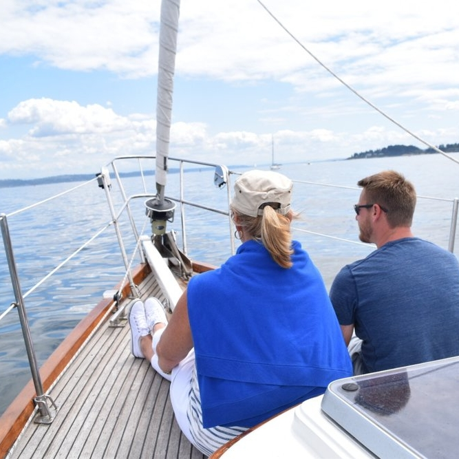 puget sound sailing -