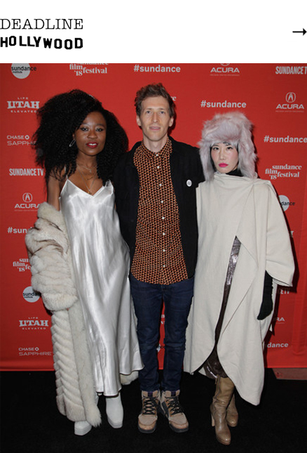 "Jan 25, 2018   Daryl Wein & Vivian Bang Bring ""The Marginalized To The Forefront"" With 'White Rabbit' — Sundance Studio"