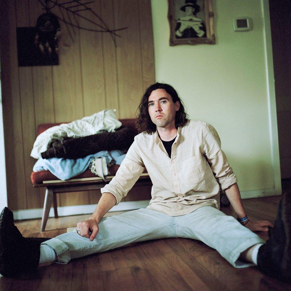 Cass McCombs,  Musician.  AUSTIN, TEXAS.