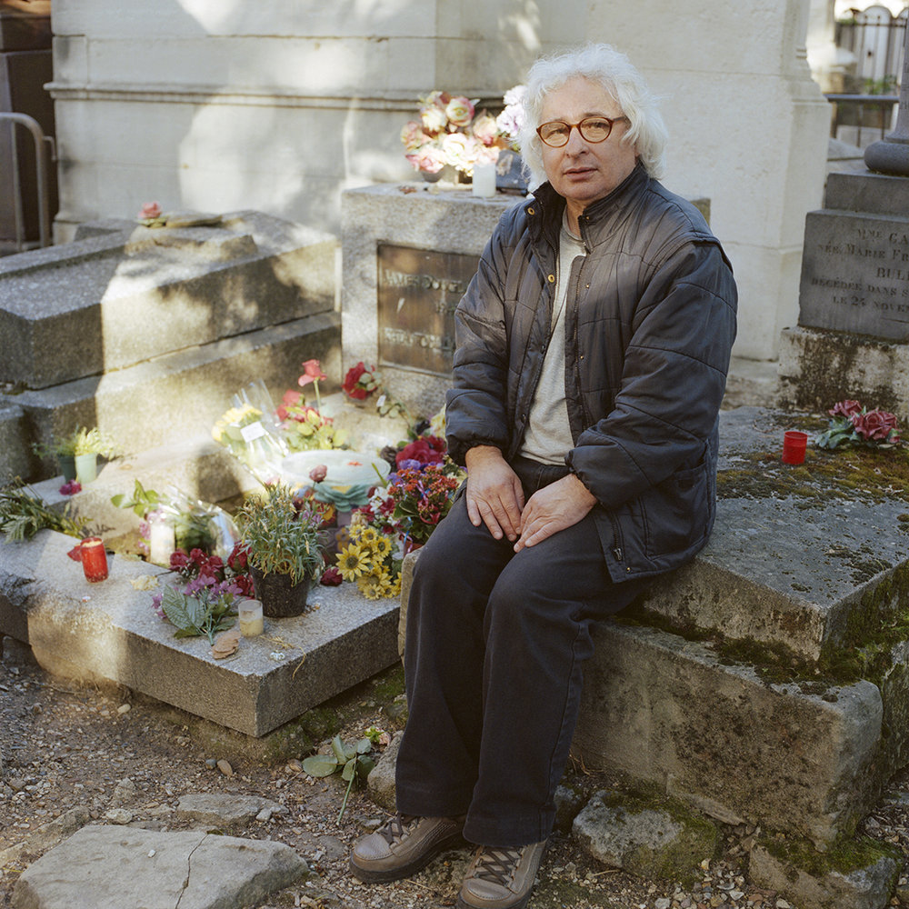 Laurent & Jim Morrison's Grave.