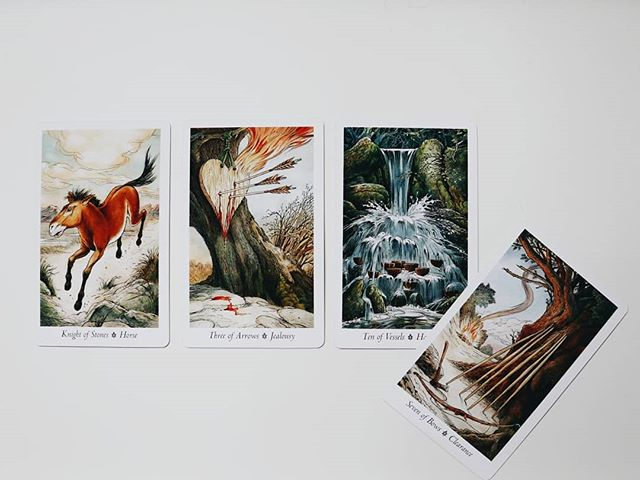 Happy early lunar new year! 🎊 I'm opening up a handful of slots for A Simple Year Readings. This is a 3-4 card reading to help set your intentions for the year ahead. You will walk away with a picture of where you are at present, what you are bringing into the new year, and what areas you can focus on for growth. . Since it's the new year, I'm offering $8 off the reading, type in ONELUCKYCAT at checkout. Valid till 6 February. 🛍️ visit: notoriouslycurious.com/tarotshop . Readings will be delivered sometime between 7 to 12 February 2019. You can expect to receive a link to a PDF file or an audio recording of your reading. Plus a photo of your tarot spread and lots of good holiday vibes. ✨ . If you're new to tarot readings I want you to know that my tarot practice is rooted in self-reflection and discovery. Therefore, my readings are used for guidance and insight, helping you come to decisions and conclusions on your own. Consulting the cards are less about fortune-telling and more about understanding the energies that surround you. Readings are meant to be supportive and empowering; never about instilling fear and helplessness. If you have any questions, feel free to DM me.  #tarotreading #tarotreadersofinstagram #tarotreader #mindbodyspirit