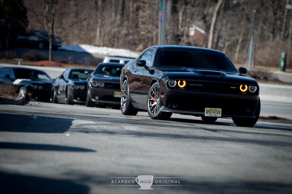 It was Mopar Mania at the season opener for the Cars & Caffe group in Bergen County.