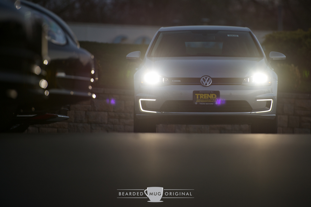 For those looking at an alternative to diesel, Volkswagen also offers an electrified version of the MK7 Golf, appropriately named the e-Golf.