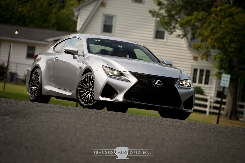 I am looking to expand into corporate photography...providing glamour shots of a manufacturer's best products, such as this Lexus RC F.