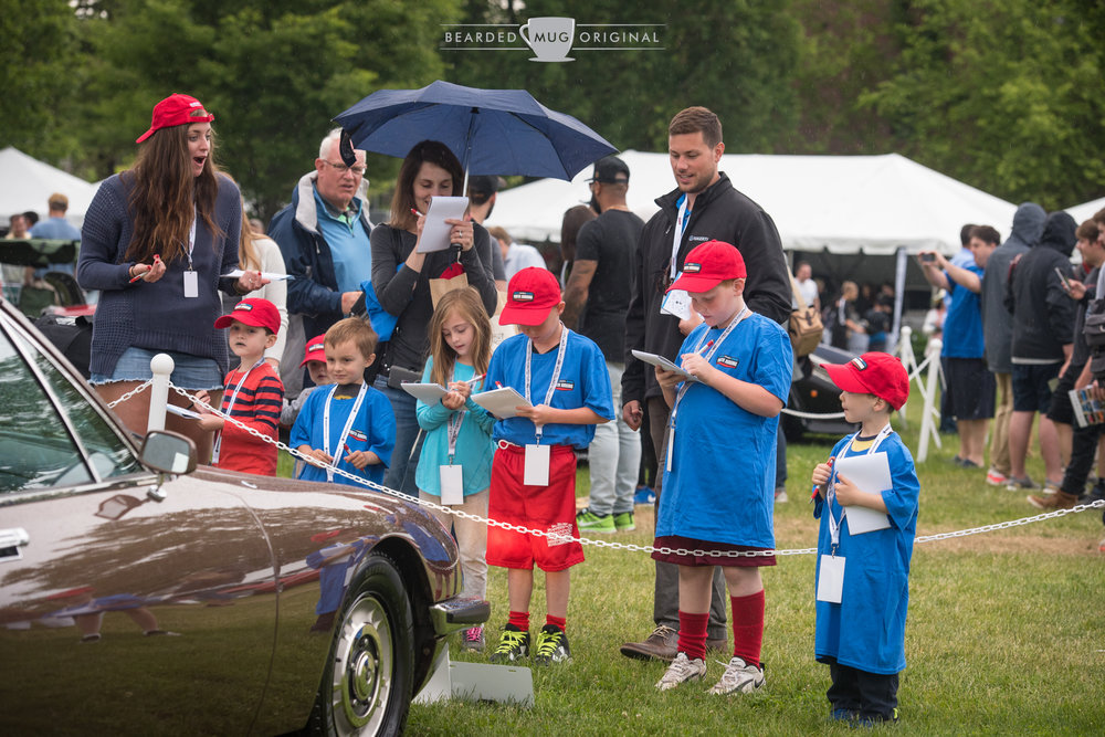 The Hagerty Youth Judging program returns to groom the next generation of Concours judges.