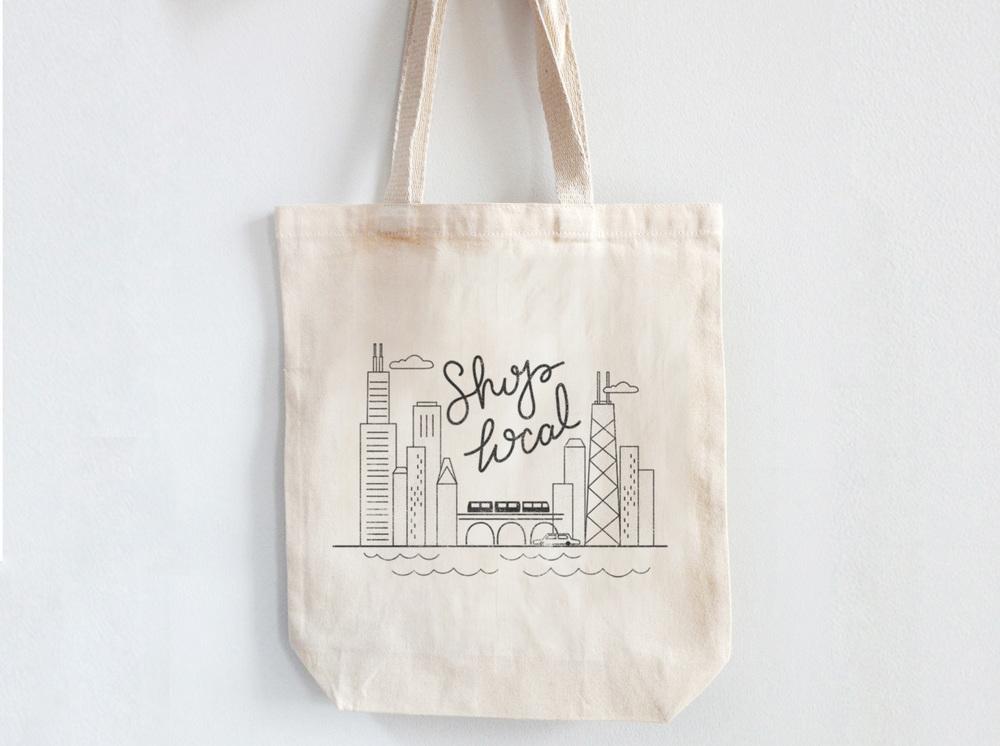 shoplocal-tote