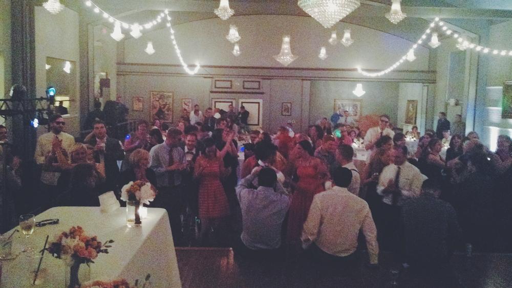 such a great wedding