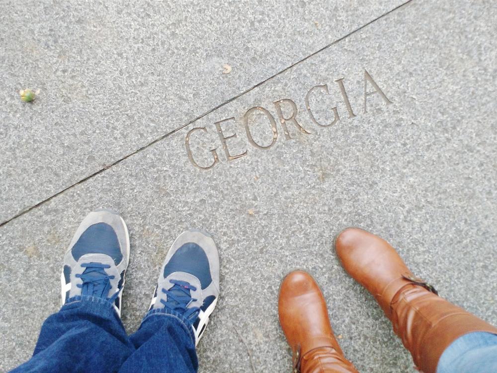 ello, Georgia
