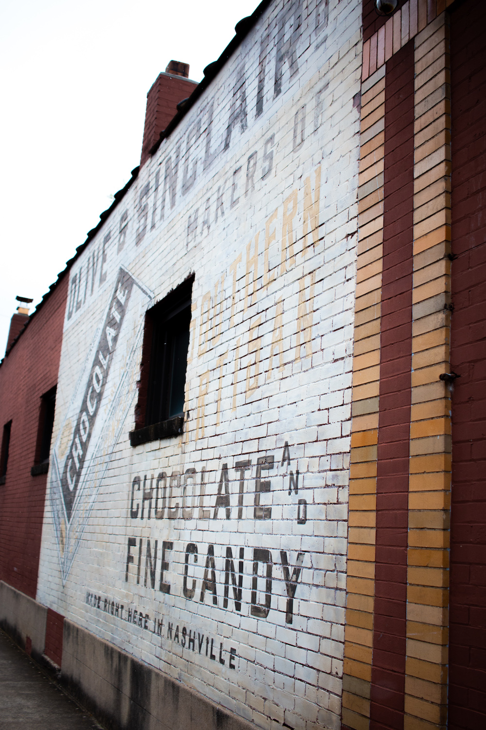 Chocolate factory tour at Olive and Sinclair