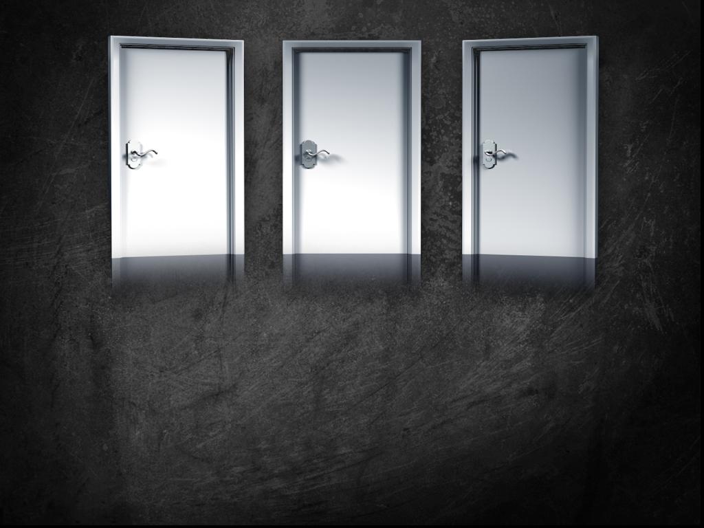 Decision doors