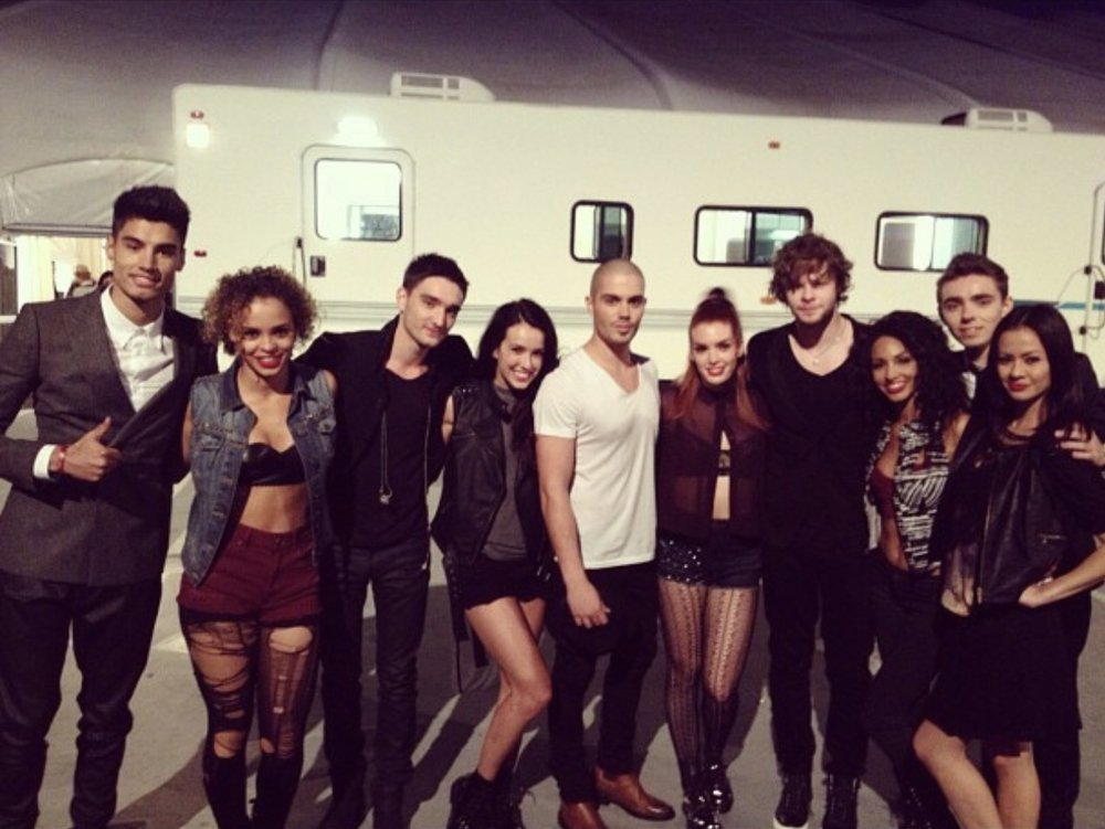 American Music Awards - The Wanted.jpg
