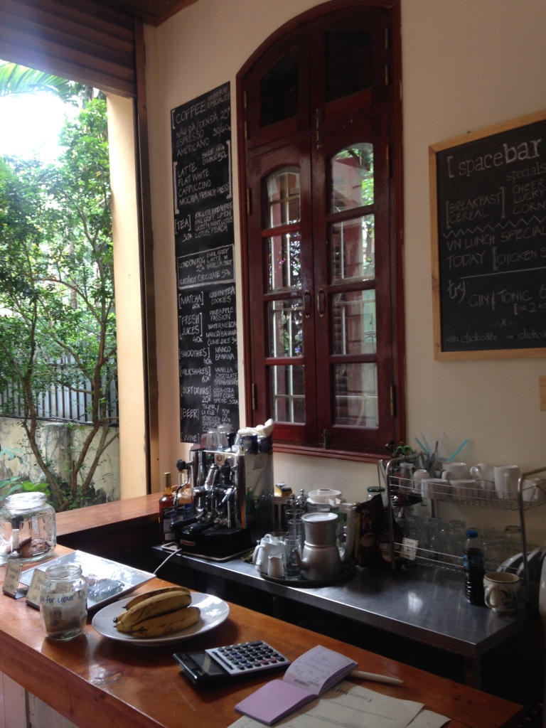 Spacebar Cafe, Hanoi