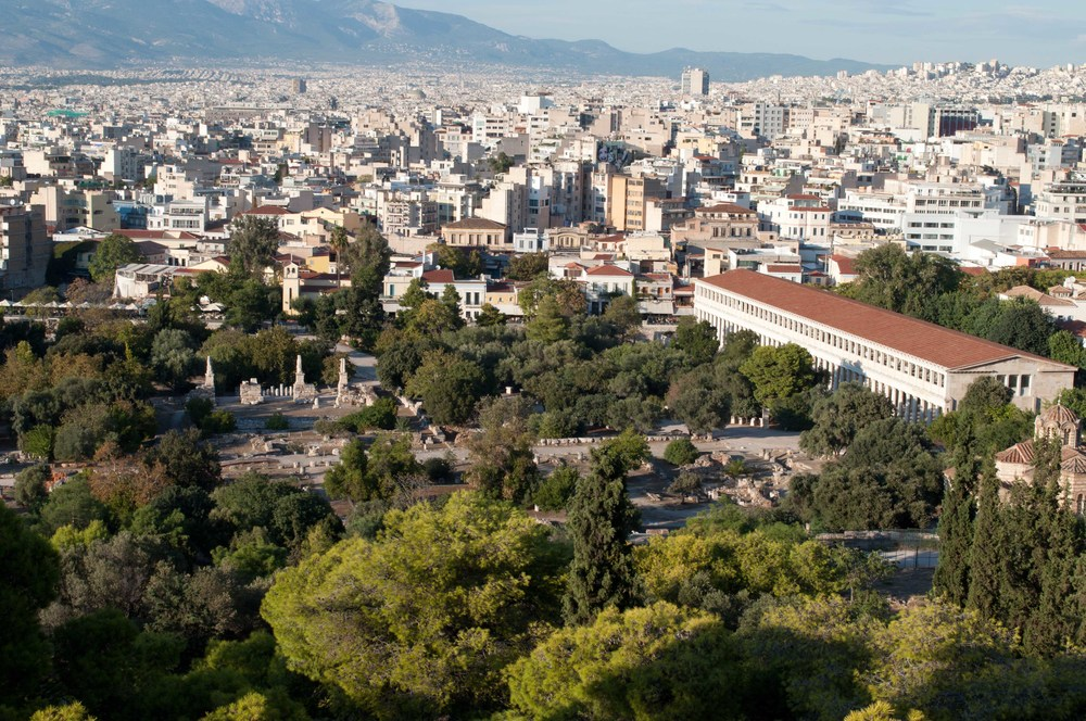 Athens, Greece | Travel Journal