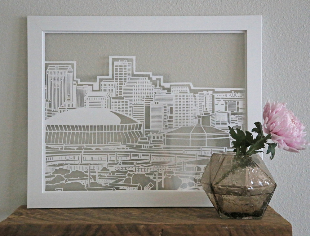 Copy of New Orleans Skyline