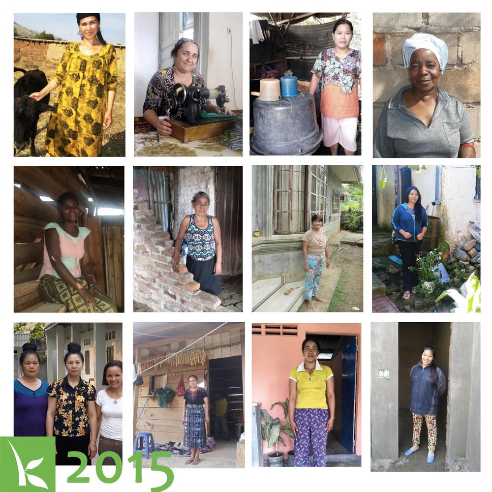 Kiva 2015 Loans